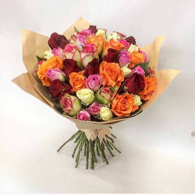51 кенийская роза