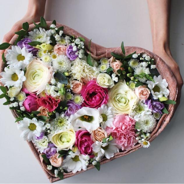 Романтичное сердце